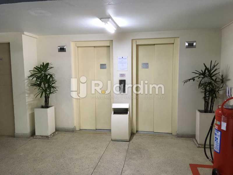 Elevador - Compra Venda Imóveis Sala Comercial Lagoa - LASL00200 - 26