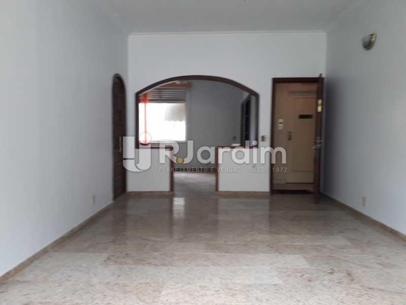 Salão de Estar - Compra Venda Imóveis Apartamento Botafogo 3 Quartos - LAAP32009 - 3