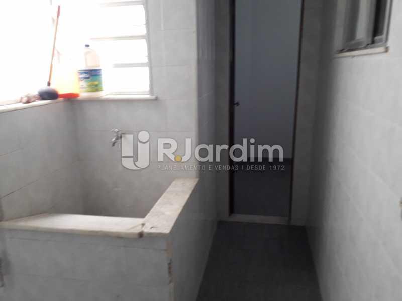 Área e 2 Dep.de Empregadas - Compra Venda Imóveis Apartamento Botafogo 3 Quartos - LAAP32009 - 20