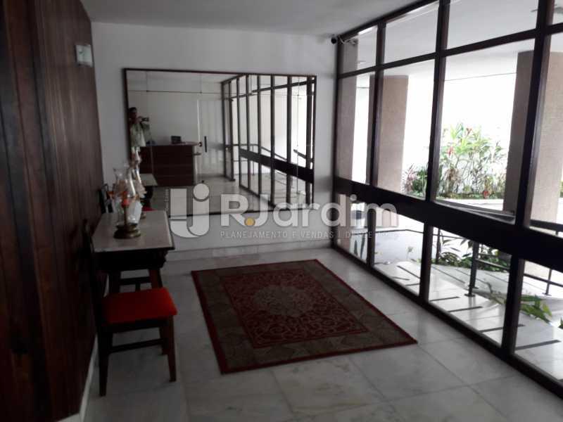 Hall de Entrada - Compra Venda Imóveis Apartamento Botafogo 3 Quartos - LAAP32009 - 22