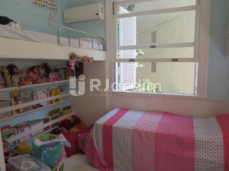 QUARTO - Apartamento Lagoa 3 Quartos - LAAP32012 - 8