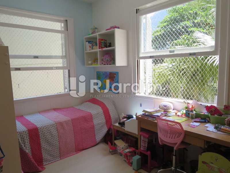 QUARTO - Apartamento Lagoa 3 Quartos - LAAP32012 - 10