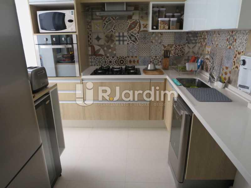 COZINHA - Apartamento Lagoa 3 Quartos - LAAP32012 - 14