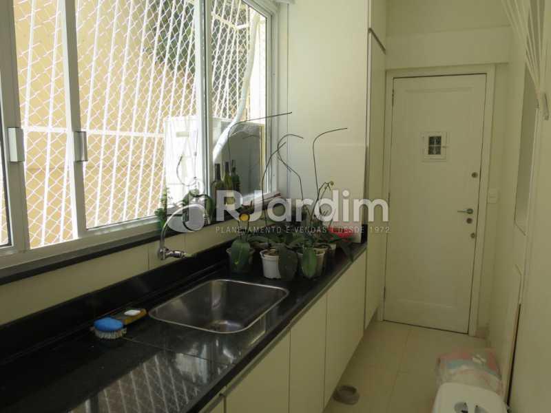 COZINHA - Apartamento Lagoa 3 Quartos - LAAP32012 - 15
