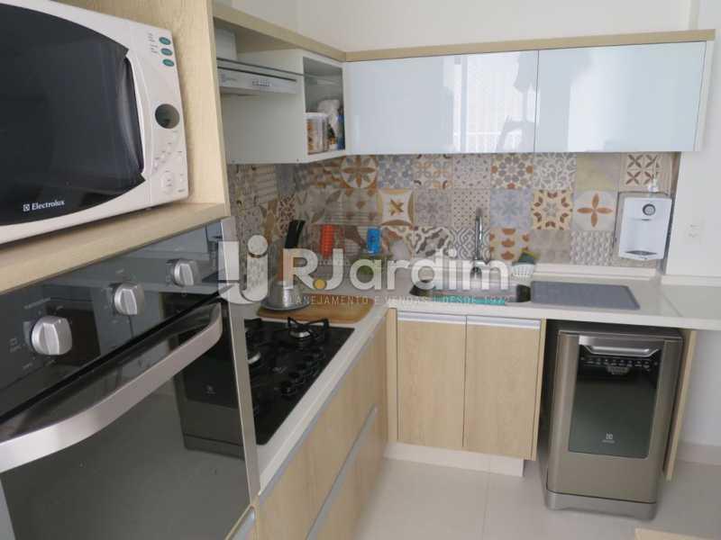 COZINHA - Apartamento Lagoa 3 Quartos - LAAP32012 - 16