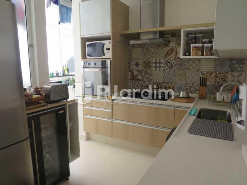 COZINHA - Apartamento Lagoa 3 Quartos - LAAP32012 - 18