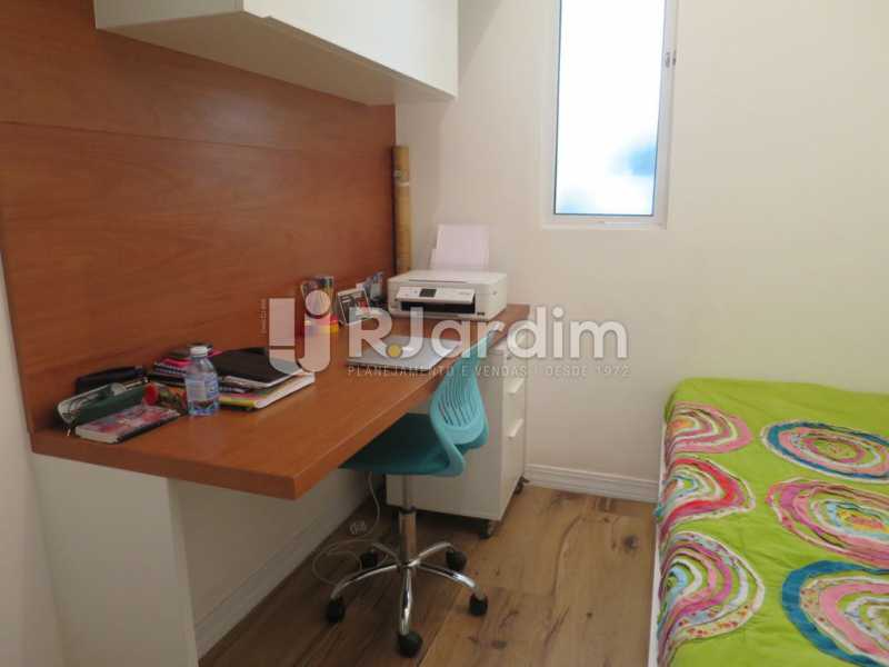 QUARTO - Apartamento Lagoa 3 Quartos - LAAP32012 - 19