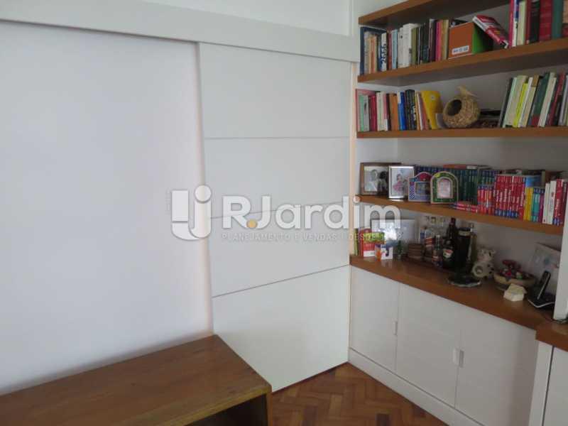 ESCRITÓRIO - Apartamento Lagoa 3 Quartos - LAAP32012 - 17