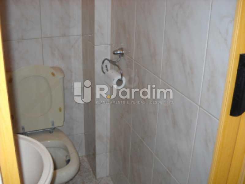 banheiro - Compra Venda Avaliação Imóveis Loja Comercial Ipanema - LALJ00131 - 7