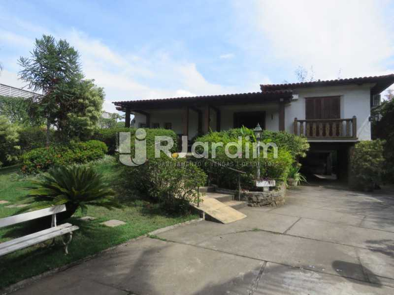 Fachada da casa - Casa À Venda - Recreio dos Bandeirantes - Rio de Janeiro - RJ - LACA30024 - 1