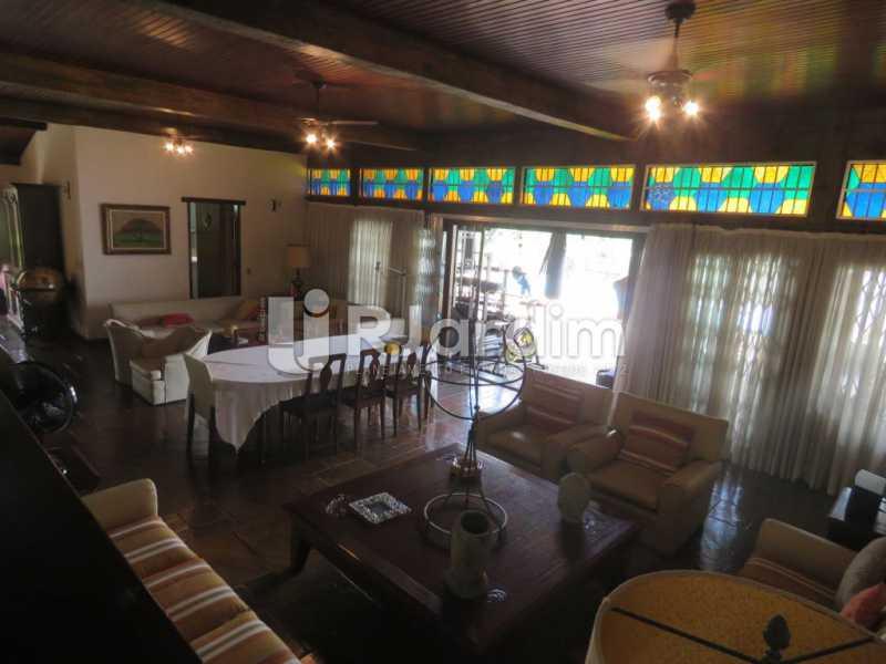 Salão - Casa À Venda - Recreio dos Bandeirantes - Rio de Janeiro - RJ - LACA30024 - 12