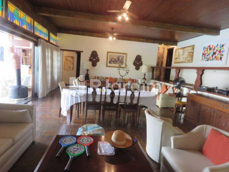 Salão - Casa À Venda - Recreio dos Bandeirantes - Rio de Janeiro - RJ - LACA30024 - 8