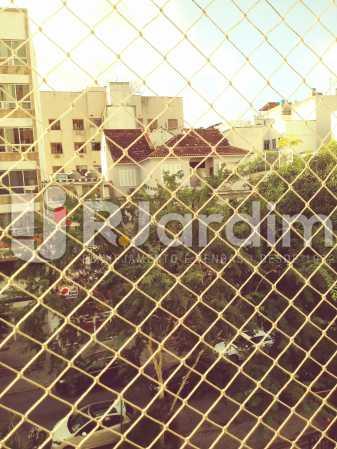 VISTA FRONTAL - Apartamento Rua Barão da Torre,Ipanema, Zona Sul,Rio de Janeiro, RJ Para Alugar, 3 Quartos, 100m² - LAAP32026 - 4