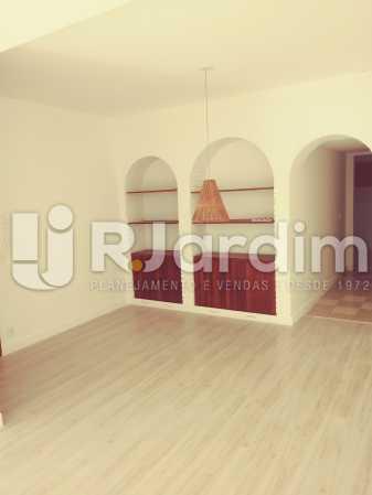 SALA JANTAR - Apartamento Rua Barão da Torre,Ipanema, Zona Sul,Rio de Janeiro, RJ Para Alugar, 3 Quartos, 100m² - LAAP32026 - 3
