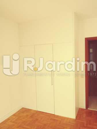 ARMARIO SUITE - Apartamento Rua Barão da Torre,Ipanema, Zona Sul,Rio de Janeiro, RJ Para Alugar, 3 Quartos, 100m² - LAAP32026 - 7