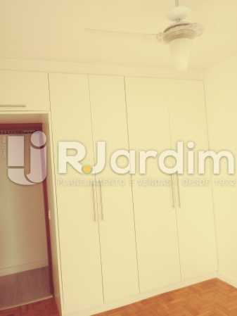 ARMÁRIO QTO 2 - Apartamento Rua Barão da Torre,Ipanema, Zona Sul,Rio de Janeiro, RJ Para Alugar, 3 Quartos, 100m² - LAAP32026 - 10
