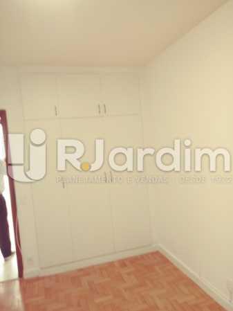 ARMÁRIO QTO 3 - Apartamento Rua Barão da Torre,Ipanema, Zona Sul,Rio de Janeiro, RJ Para Alugar, 3 Quartos, 100m² - LAAP32026 - 12