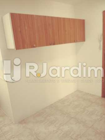 ARMÁRIO COZINHA - Apartamento Rua Barão da Torre,Ipanema, Zona Sul,Rio de Janeiro, RJ Para Alugar, 3 Quartos, 100m² - LAAP32026 - 16