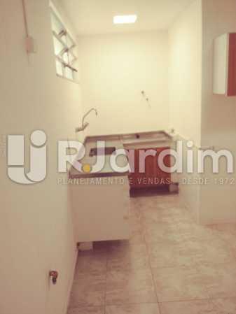 COZINHA - Apartamento Rua Barão da Torre,Ipanema, Zona Sul,Rio de Janeiro, RJ Para Alugar, 3 Quartos, 100m² - LAAP32026 - 15