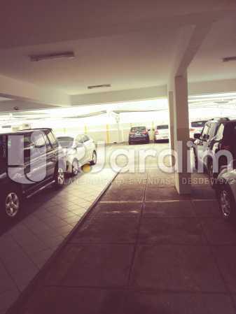 GARAGEM - Apartamento Rua Barão da Torre,Ipanema, Zona Sul,Rio de Janeiro, RJ Para Alugar, 3 Quartos, 100m² - LAAP32026 - 26