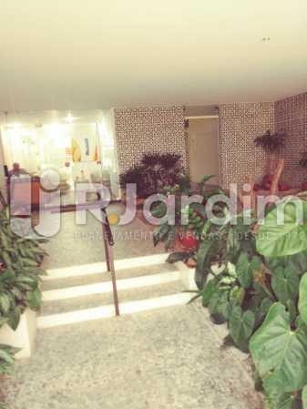 ACESSO A PORTARIA 24HS - Apartamento Rua Barão da Torre,Ipanema, Zona Sul,Rio de Janeiro, RJ Para Alugar, 3 Quartos, 100m² - LAAP32026 - 27