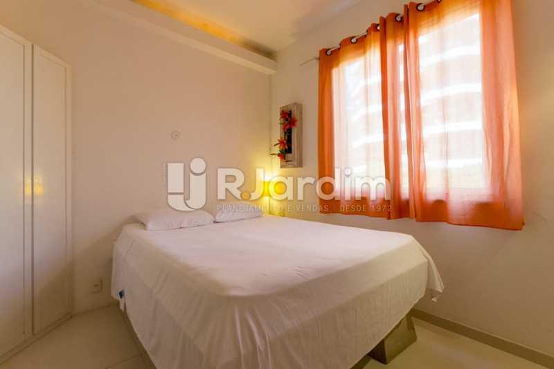 quarto suite - Apartamento de 3 quartos sendo 1 suíte em Ipanema - LAAP32030 - 8