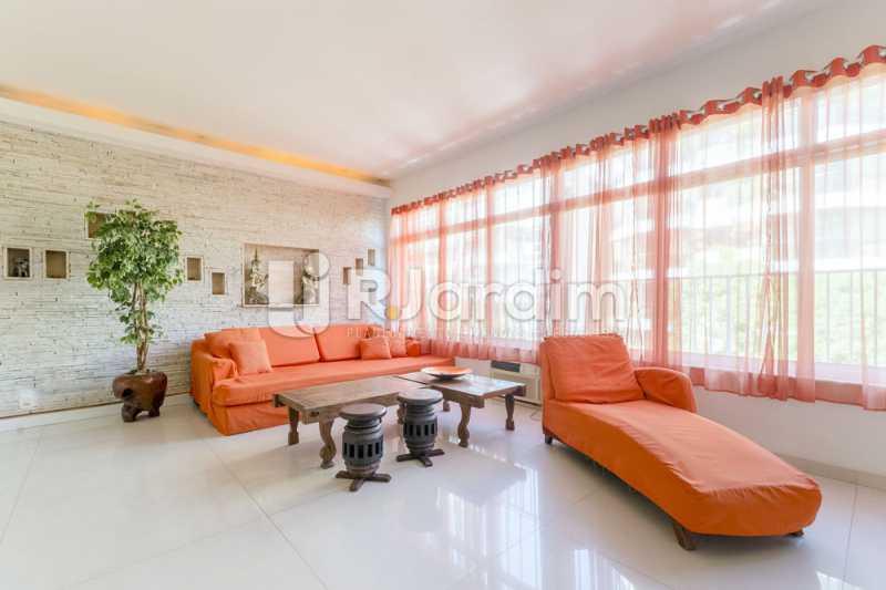 sala - Apartamento de 3 quartos sendo 1 suíte em Ipanema - LAAP32030 - 1