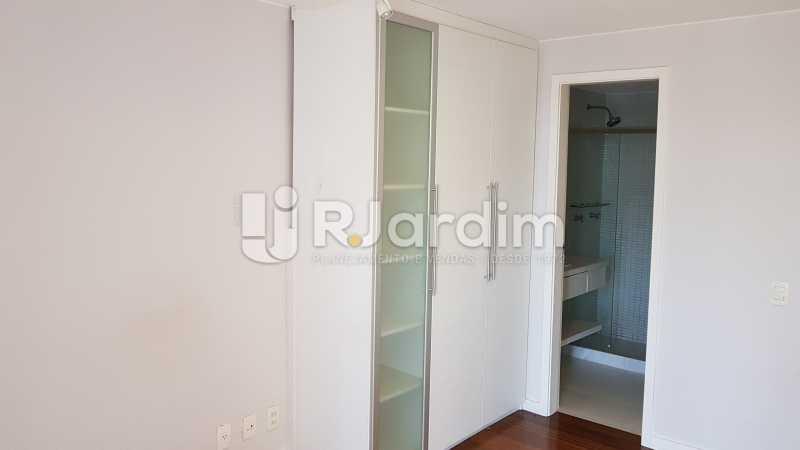 SUÍTE 1  - Apartamento Rua Carvalho Azevedo,Lagoa, Zona Sul,Rio de Janeiro, RJ À Venda, 3 Quartos, 204m² - LAAP32031 - 7