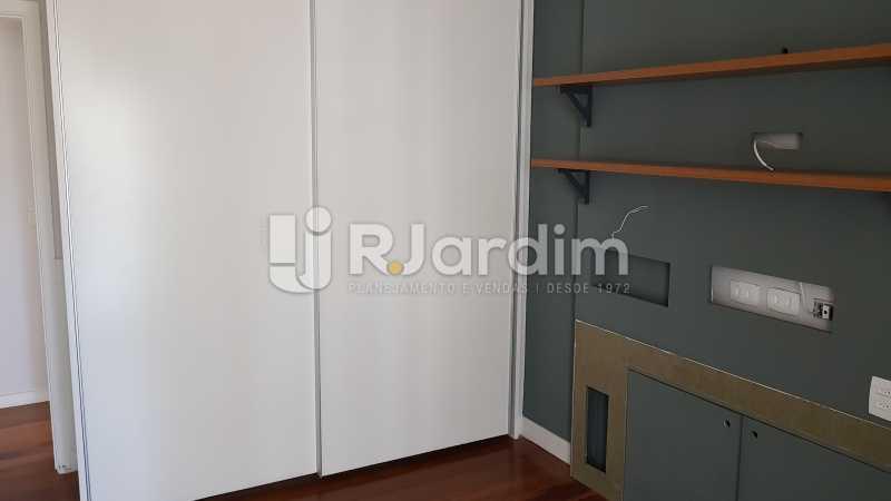 SUÍTE 2  - Apartamento Rua Carvalho Azevedo,Lagoa, Zona Sul,Rio de Janeiro, RJ À Venda, 3 Quartos, 204m² - LAAP32031 - 9