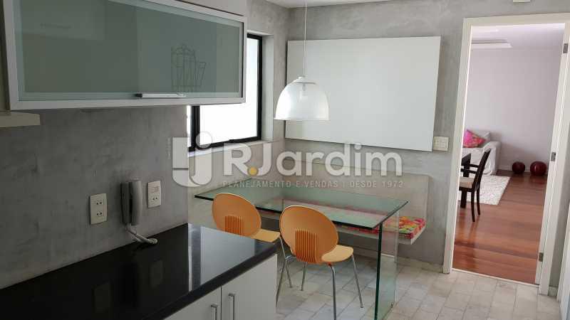 COPA  - Apartamento Rua Carvalho Azevedo,Lagoa, Zona Sul,Rio de Janeiro, RJ À Venda, 3 Quartos, 204m² - LAAP32031 - 16