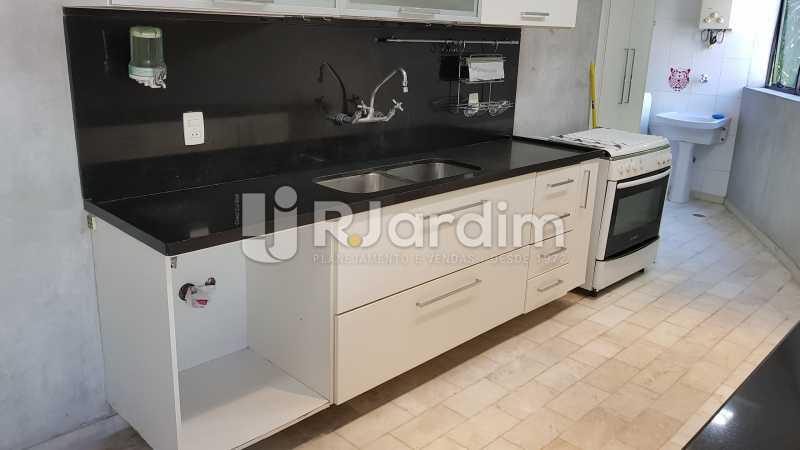 COZINHA  - Apartamento Rua Carvalho Azevedo,Lagoa, Zona Sul,Rio de Janeiro, RJ À Venda, 3 Quartos, 204m² - LAAP32031 - 17
