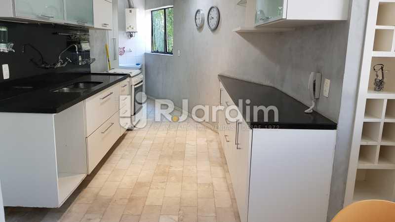 COZINHA  - Apartamento Rua Carvalho Azevedo,Lagoa, Zona Sul,Rio de Janeiro, RJ À Venda, 3 Quartos, 204m² - LAAP32031 - 18