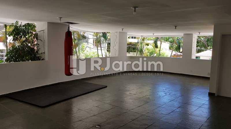 PLAY  - Apartamento Rua Carvalho Azevedo,Lagoa, Zona Sul,Rio de Janeiro, RJ À Venda, 3 Quartos, 204m² - LAAP32031 - 21
