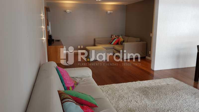SALA DE ESTAR  - Apartamento para alugar Rua Carvalho Azevedo,Lagoa, Zona Sul,Rio de Janeiro - R$ 8.000 - LAAP32034 - 1
