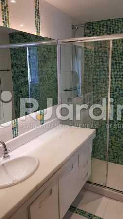 BANHEIRO SUÍTE 2  - Apartamento para alugar Rua Carvalho Azevedo,Lagoa, Zona Sul,Rio de Janeiro - R$ 8.000 - LAAP32034 - 9