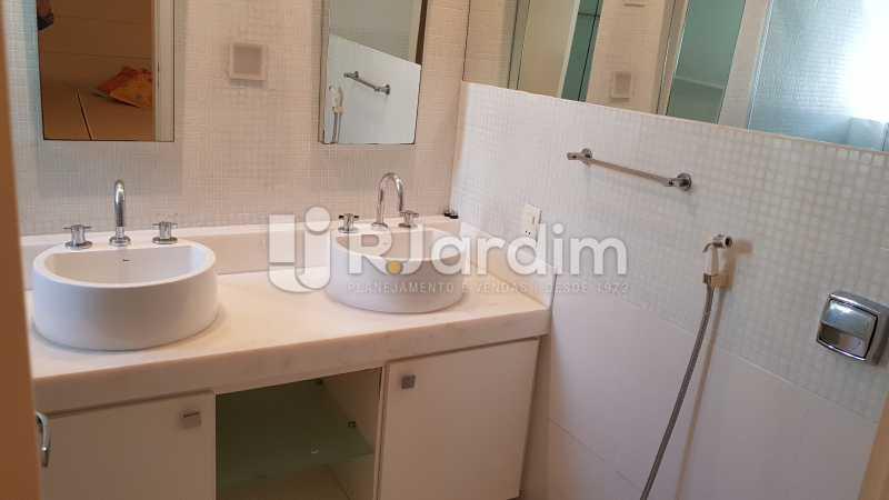 BANHEIRO SUÍTE MASTER  - Apartamento para alugar Rua Carvalho Azevedo,Lagoa, Zona Sul,Rio de Janeiro - R$ 8.000 - LAAP32034 - 11