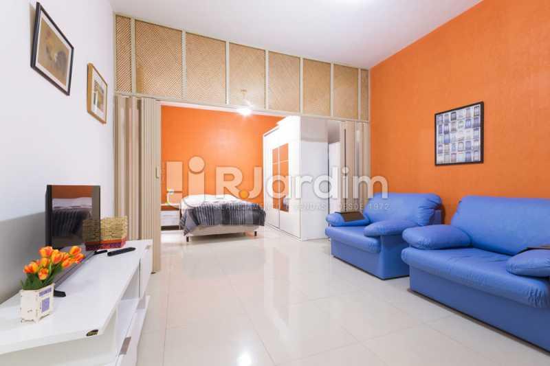 sala - Kitnet/Conjugado Para Alugar - Copacabana - Rio de Janeiro - RJ - LAKI10033 - 1