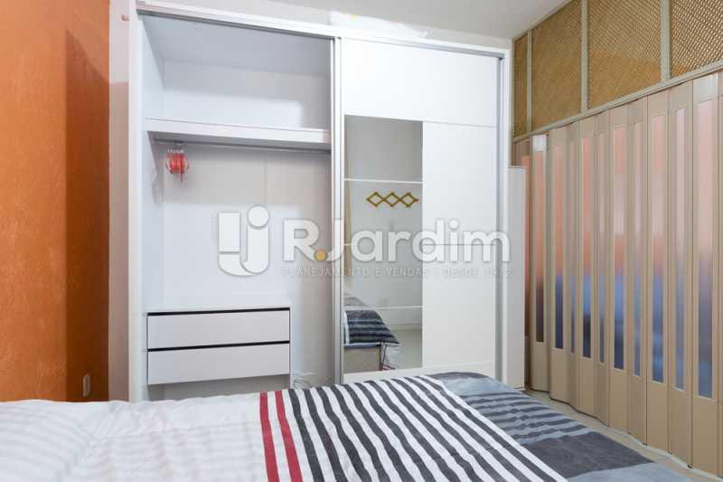 divisória quarto - Kitnet/Conjugado Para Alugar - Copacabana - Rio de Janeiro - RJ - LAKI10033 - 11