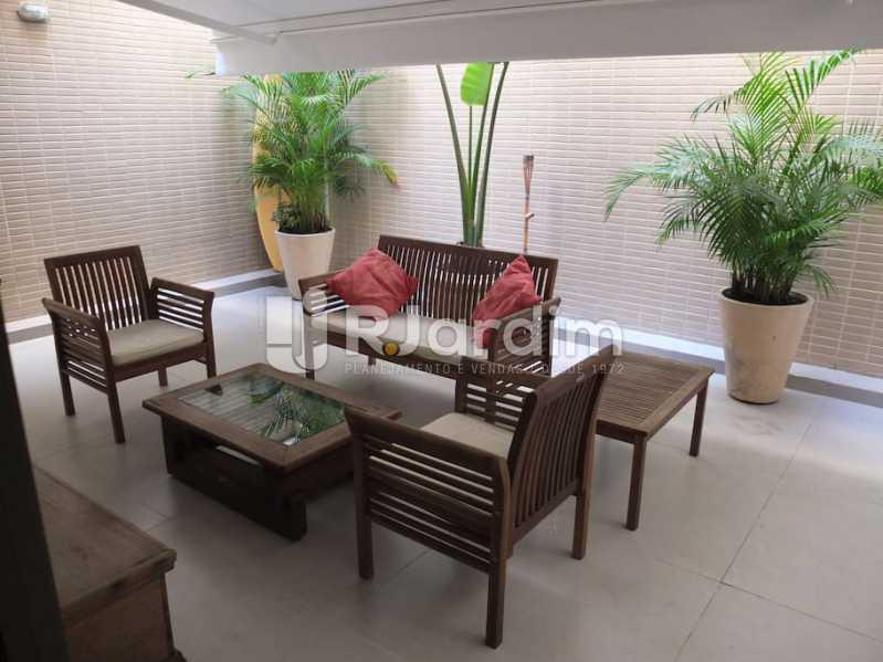terraço - Apartamento 3 quartos à venda Ipanema, Zona Sul,Rio de Janeiro - R$ 3.000.000 - LAAP32035 - 26