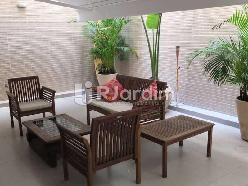 terraço - Apartamento 3 quartos à venda Ipanema, Zona Sul,Rio de Janeiro - R$ 3.000.000 - LAAP32035 - 23