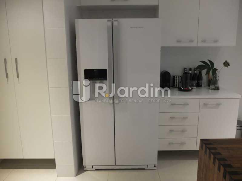 cozinha - Apartamento 3 quartos à venda Ipanema, Zona Sul,Rio de Janeiro - R$ 3.000.000 - LAAP32035 - 8