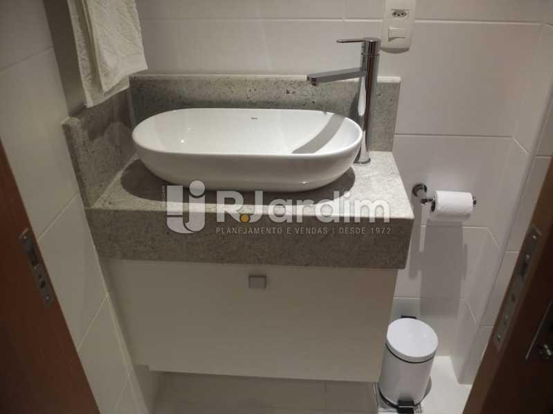 banheiro - Apartamento 3 quartos à venda Ipanema, Zona Sul,Rio de Janeiro - R$ 3.000.000 - LAAP32035 - 16