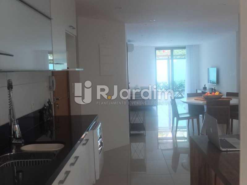 cozinha - Apartamento 3 quartos à venda Ipanema, Zona Sul,Rio de Janeiro - R$ 3.000.000 - LAAP32035 - 7