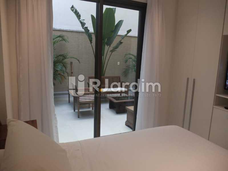 quarto com terraço - Apartamento 3 quartos à venda Ipanema, Zona Sul,Rio de Janeiro - R$ 3.000.000 - LAAP32035 - 20