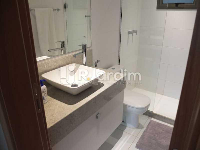 banheiro - Apartamento 3 quartos à venda Ipanema, Zona Sul,Rio de Janeiro - R$ 3.000.000 - LAAP32035 - 15