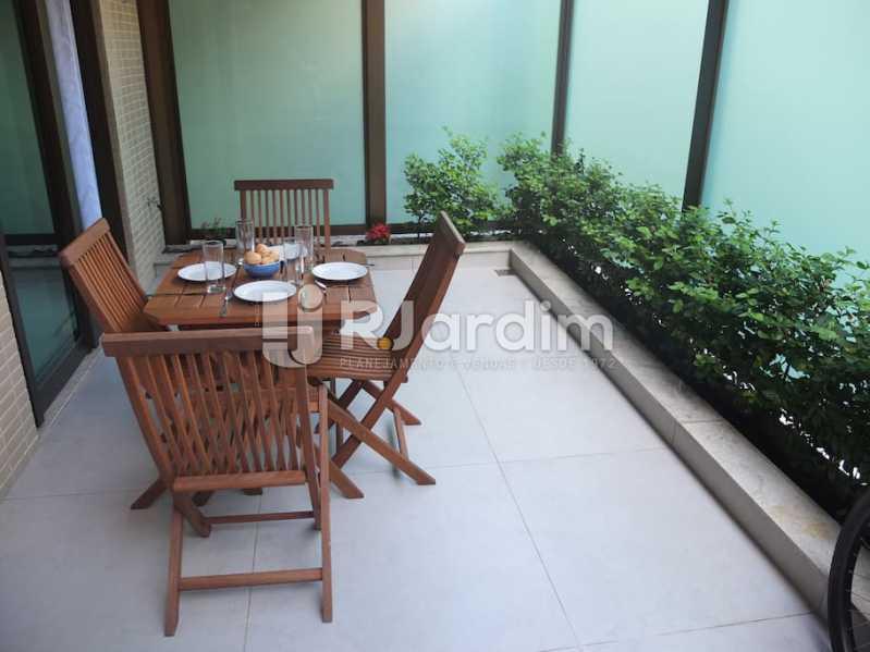 terraço - Apartamento 3 quartos à venda Ipanema, Zona Sul,Rio de Janeiro - R$ 3.000.000 - LAAP32035 - 27