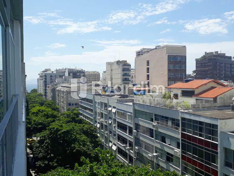 vista - Aluguel Administração Imóveis Apartamento Copacabana 4 Quartos - LAAP40757 - 4