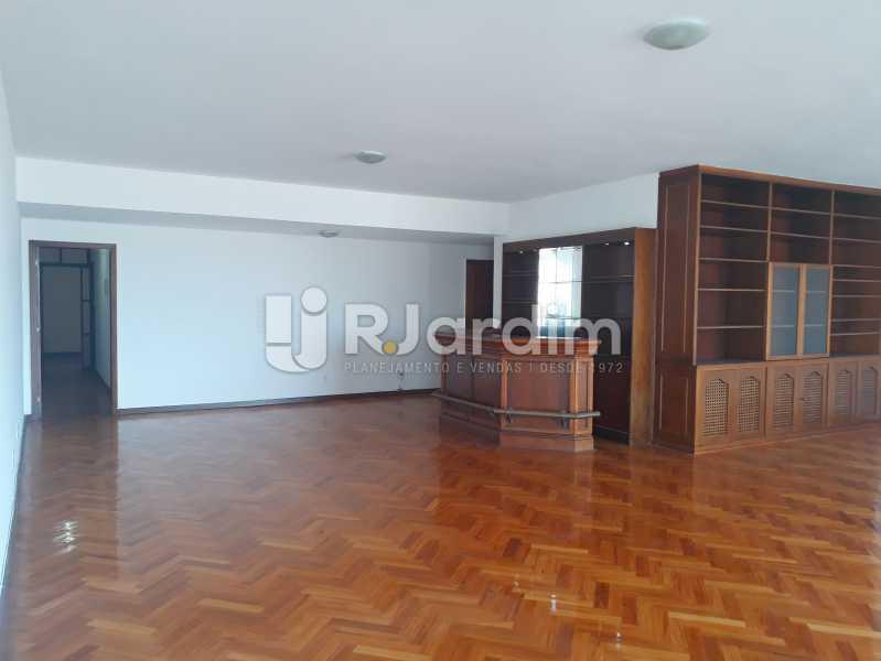 sala - Aluguel Administração Imóveis Apartamento Copacabana 4 Quartos - LAAP40757 - 1