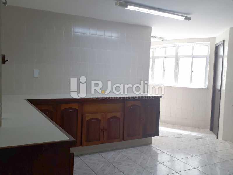 cozinha - Aluguel Administração Imóveis Apartamento Copacabana 4 Quartos - LAAP40757 - 9