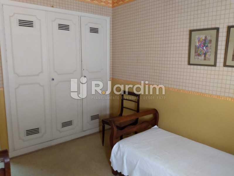 Quarto 4 - Apartamento à venda Rua Constante Ramos,Copacabana, Zona Sul,Rio de Janeiro - R$ 2.200.000 - LAAP40758 - 22